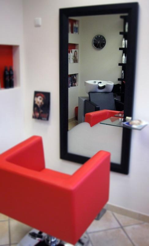 Nehmen Sie bei unserem Friseur Platz